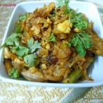 Hyderabadi Khageena,Egg and Onion Recipe,Egg Recipes