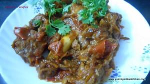 Hyderabadi Mutton Curry