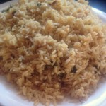 bagara khana or bagara rice hyderabadi