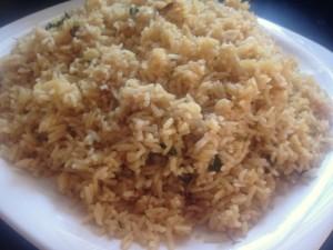bagara khana or bagara rice hyderabadi