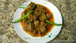 Achari mutton,Achari Gosht recipe