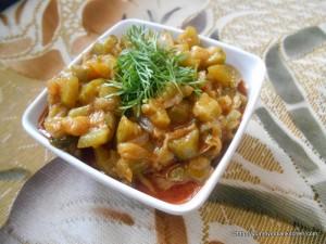 Turai Ki Sabzi, Turai Recipe