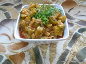turai curry or turai ki sabzi recipe