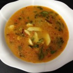 Arbi Recipe Gravy Curry