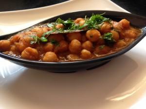 Punjabi chole recipe or chana masala