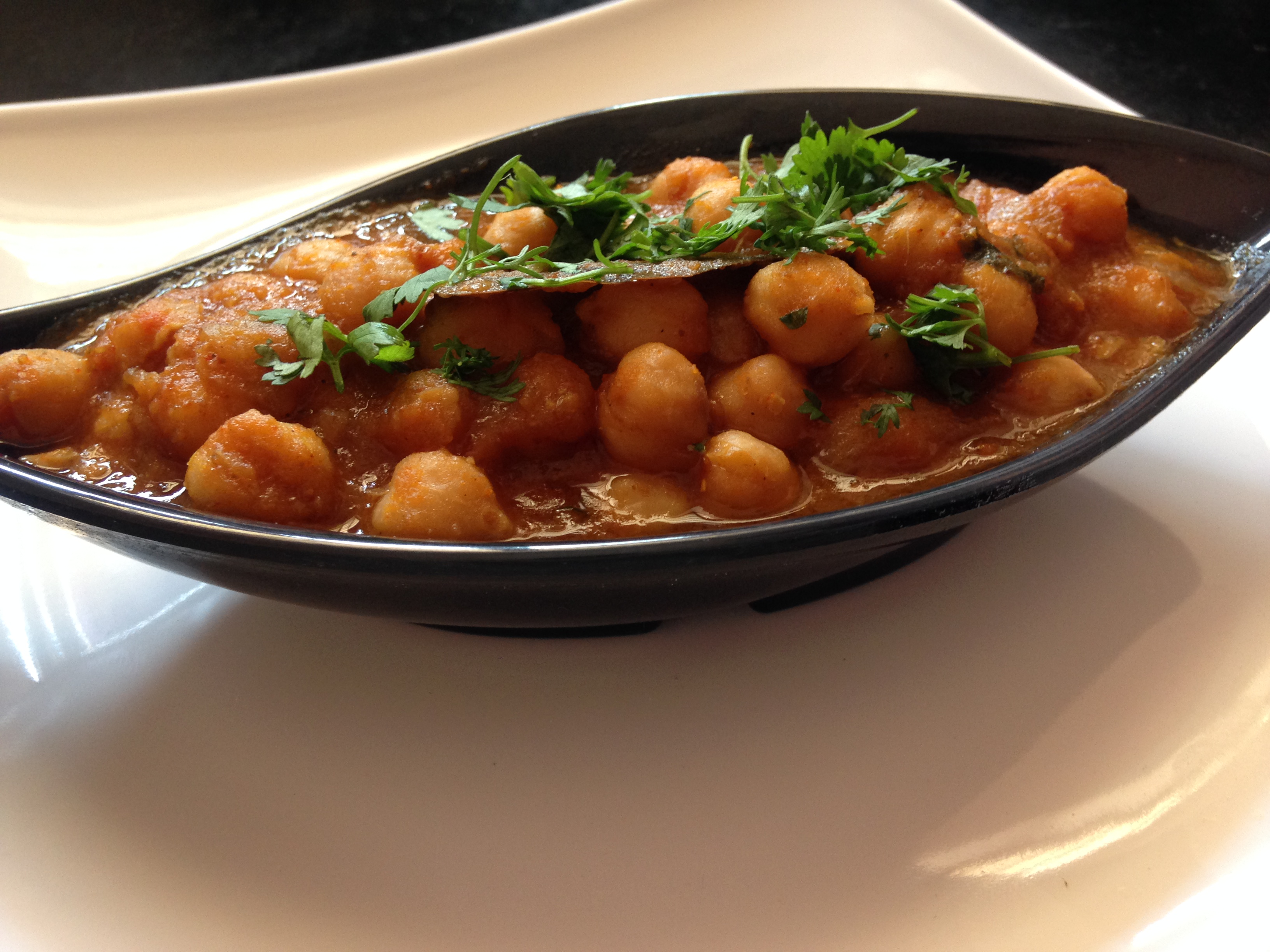 Punjabi Chole Recipe - Yummy Indian Kitchen
