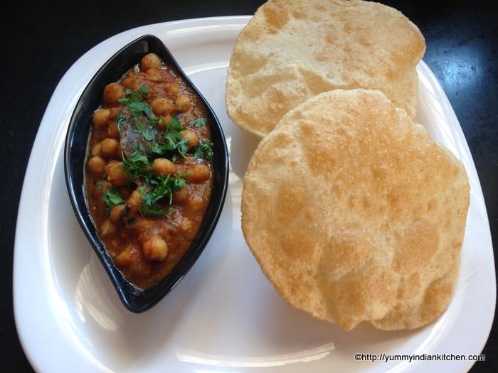 Punjabi chole recipe