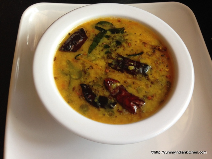 Toor dal recipe with purslane leaveskulfa ki katli hyderabadi toor dal recipe indian kulfa ki katli forumfinder Images