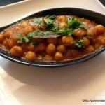 punjabi chole recipe , chana masla