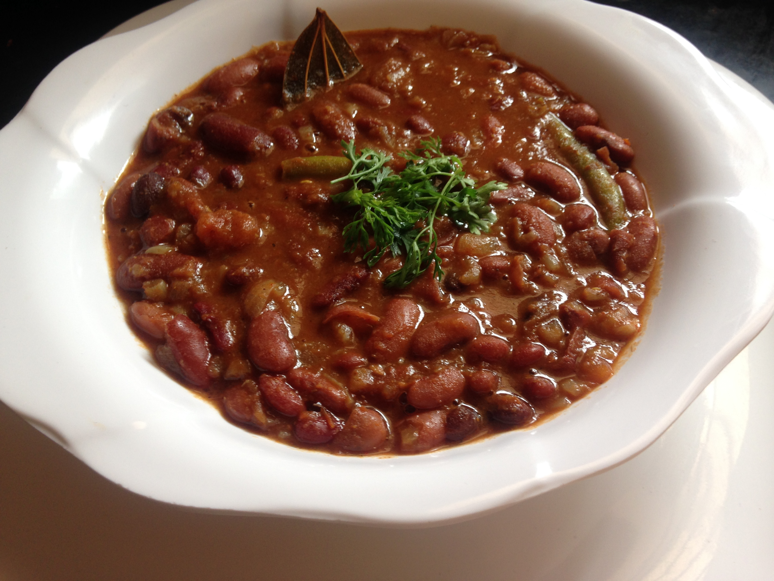 rajma masala recipe
