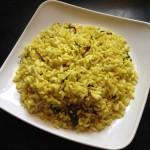 Puffed Rice Upma Recipe,Uggani,Borugula Upma