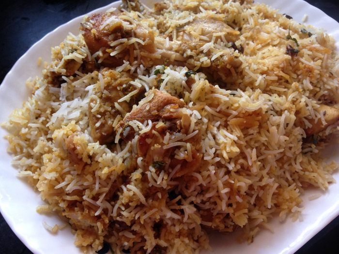 Hyderabadi-Chicken-Dum- Biryani-recipe