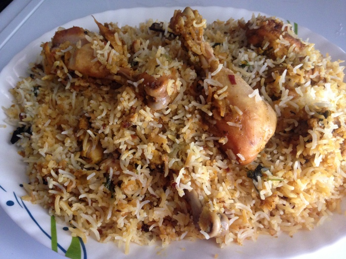 Recipe of hyderabadi chicken