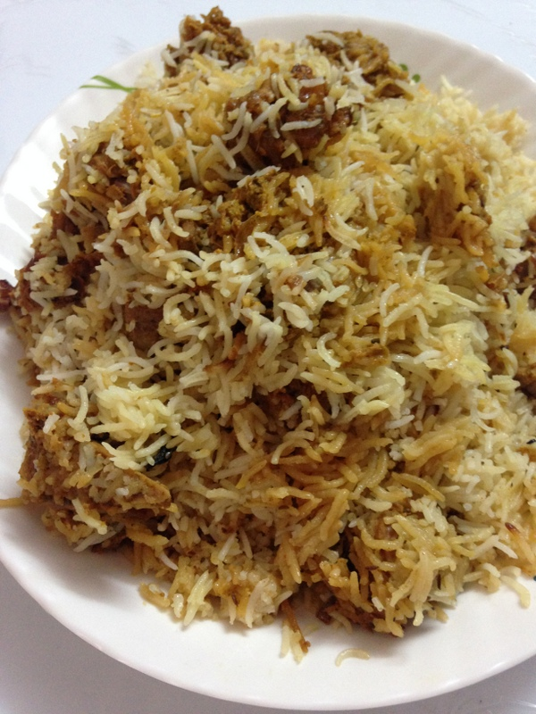 mutton dum biryani recipe hyderabadi