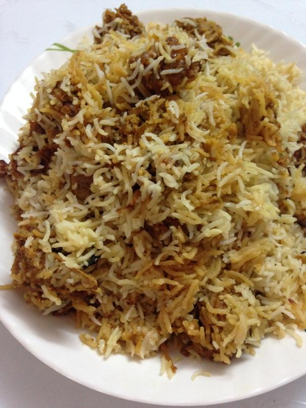 recipe: mutton dum biryani recipe in hindi [31]
