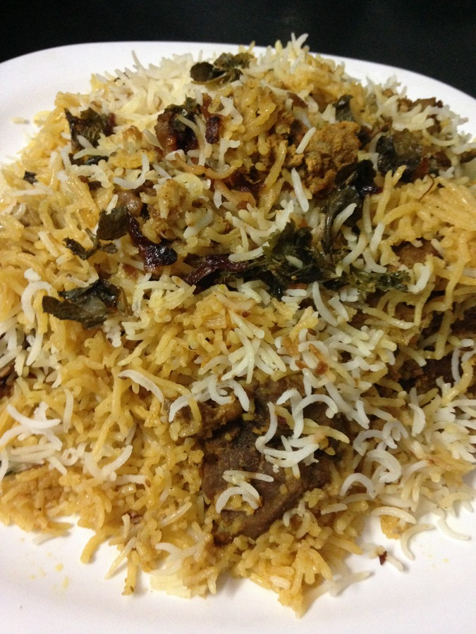 Indian food recipe videos cooking videos yummy indian kitchen hyderabadi mutton biryani recipe how to make hyderabadi mutton biryani forumfinder Choice Image