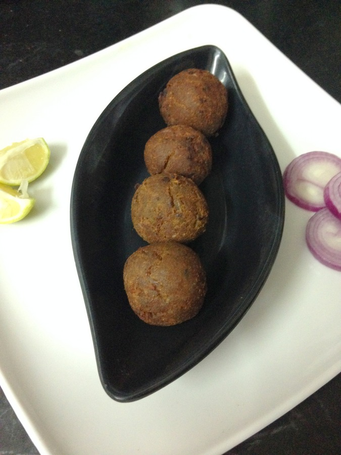 mutton meatballs