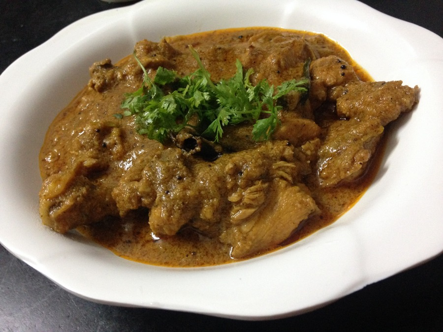 Nadan chicken curry recipe yummy indian kitchen how to make nadan chicken curry forumfinder Image collections