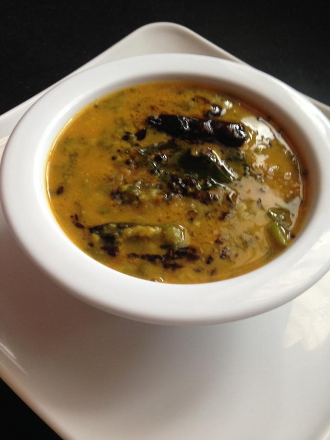 Palak Dal Recipe - Yummy Indian Kitchen