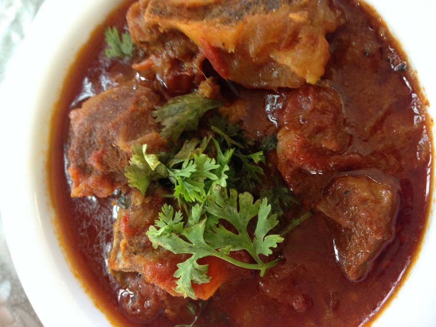 how to cook mutton curry