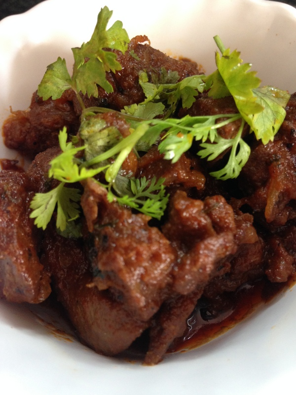 how to make mutton liver fry