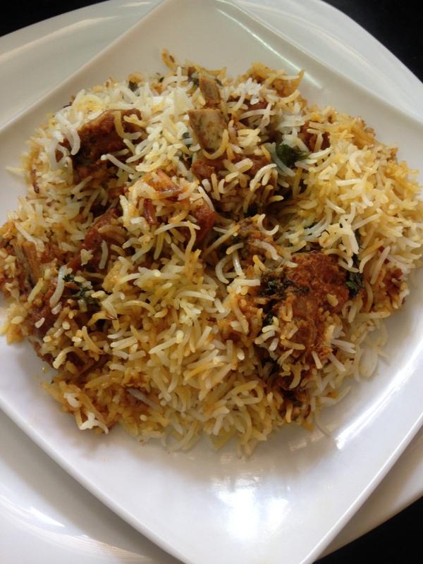 Mutton biryani recipe yummy indian kitchen mutton biryani recipe forumfinder Images