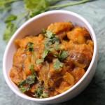 Aloo Baingan Curry Gravy Recipe