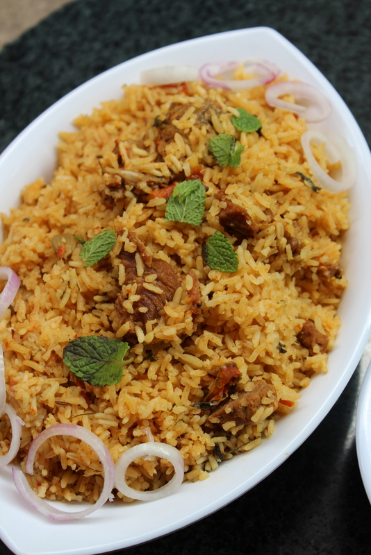 ambur mutton biryani recipe