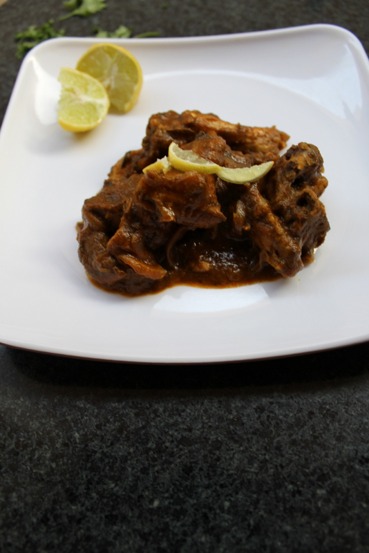 gongura-chicken