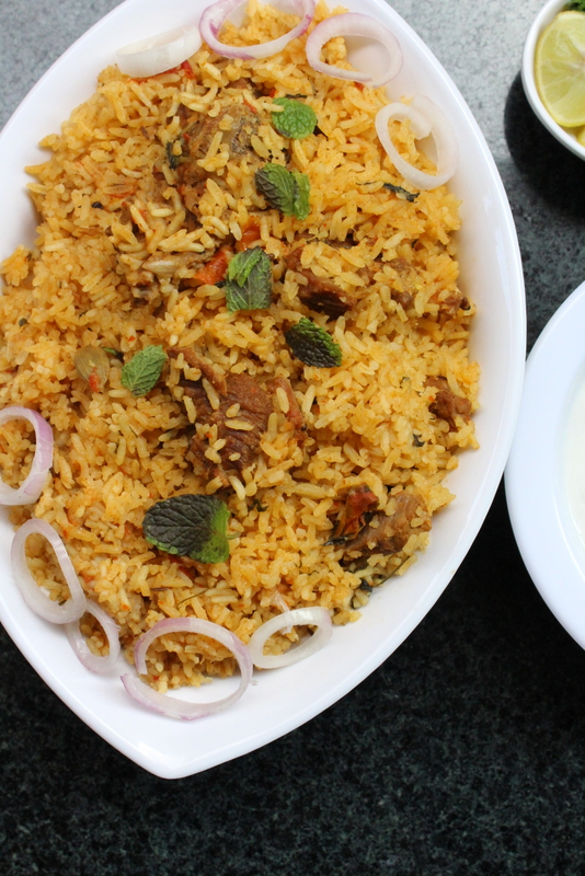 how-to-make-ambur-biryani
