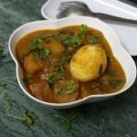 Aloo Kurma Recipe, How To Make Aloo Kurma Curry | Potato Kurma Recipe