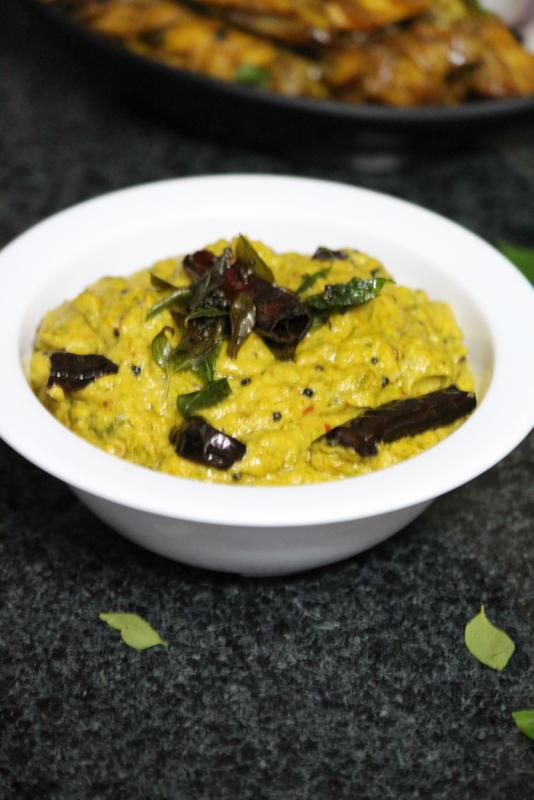 ridge-gourd-chutney-recipe-beerakaya-pachadi