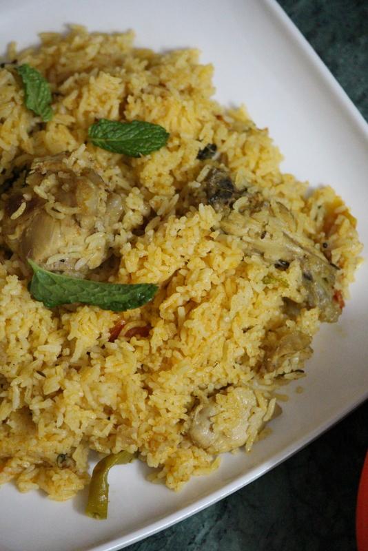 how-to-make-ambur-chicken-biryani