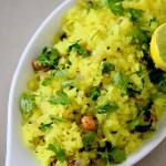 Kanda Poha Recipe Maharashtrian Style, How To Make Poha