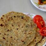 Missi Roti Recipe Punjabi Style, How To Make Missi Roti