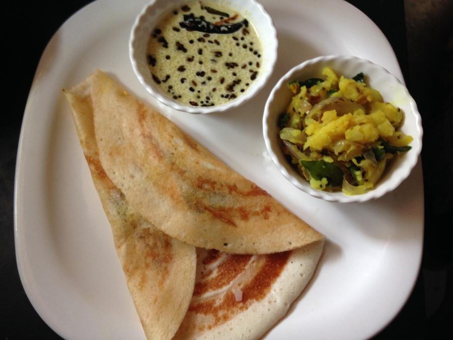 Masala Dosa Recipe South Indian - Yummy Indian Kitchen
