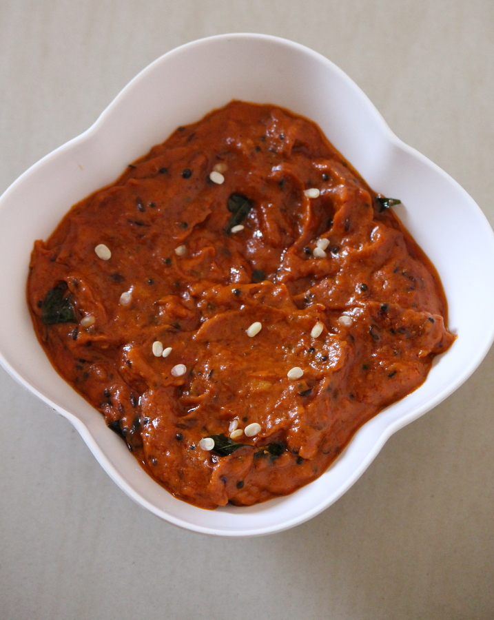 tomato pickle recipe andhra style