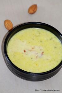 almond-badam-milk-homemade