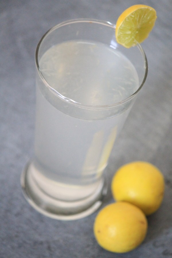 how to make nimbu soda