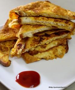 bread-omelette-sandwich