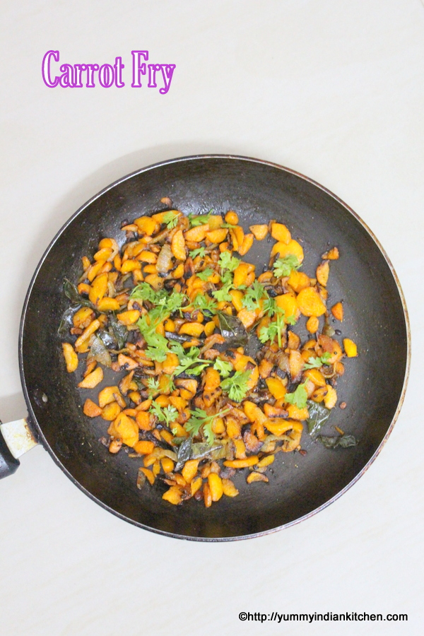 carrot-fry-recipe-without-coconut