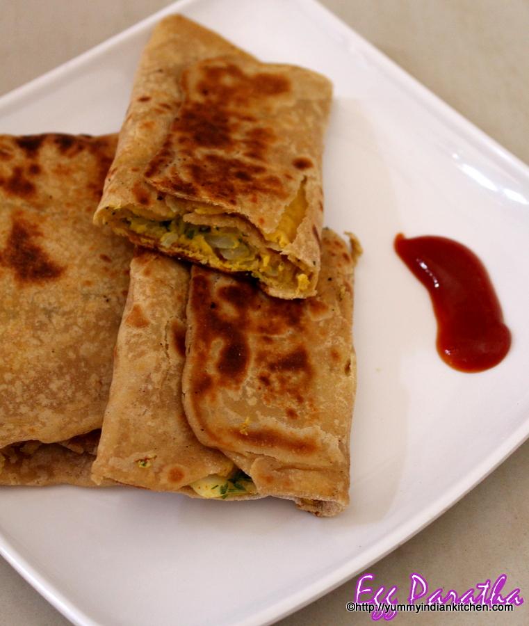 egg-paratha-recipe-egg-chapati-roll