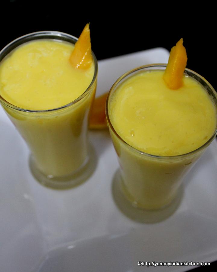 how-to-make-mango-smoothie