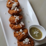 Rice Pakora Recipe, Rice Vada with Leftover Rice (Pakoda)