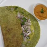 Pesarattu Recipe Andhra, Pesarattu dosa | Green Gram Dosa