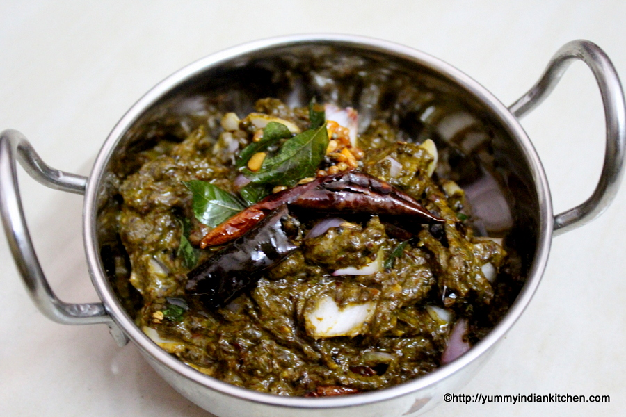 gongura-pickle-andhra