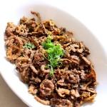 Karela Fry Recipe, Bitter Gourd Fry | Kakarakaya Fry