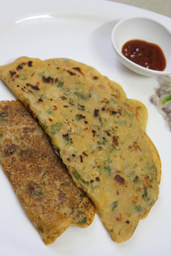 wheat dosa or atta dosa