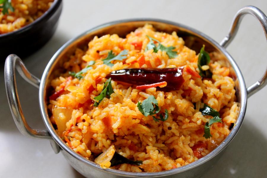 tomato-rice-thakkali-sadam-tomato-bath