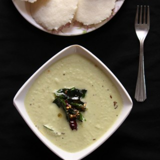 how-to-make-coconut-chutney-for-idli-dosa